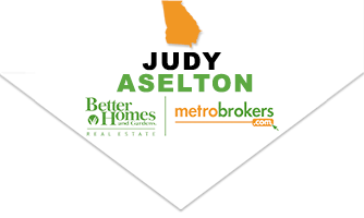 Judy Aselton – Hidden Real Estate Gems in north Georgia Logo